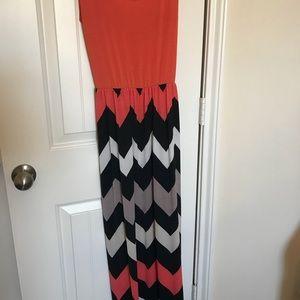 Dresses & Skirts - NWOT boutique maxi